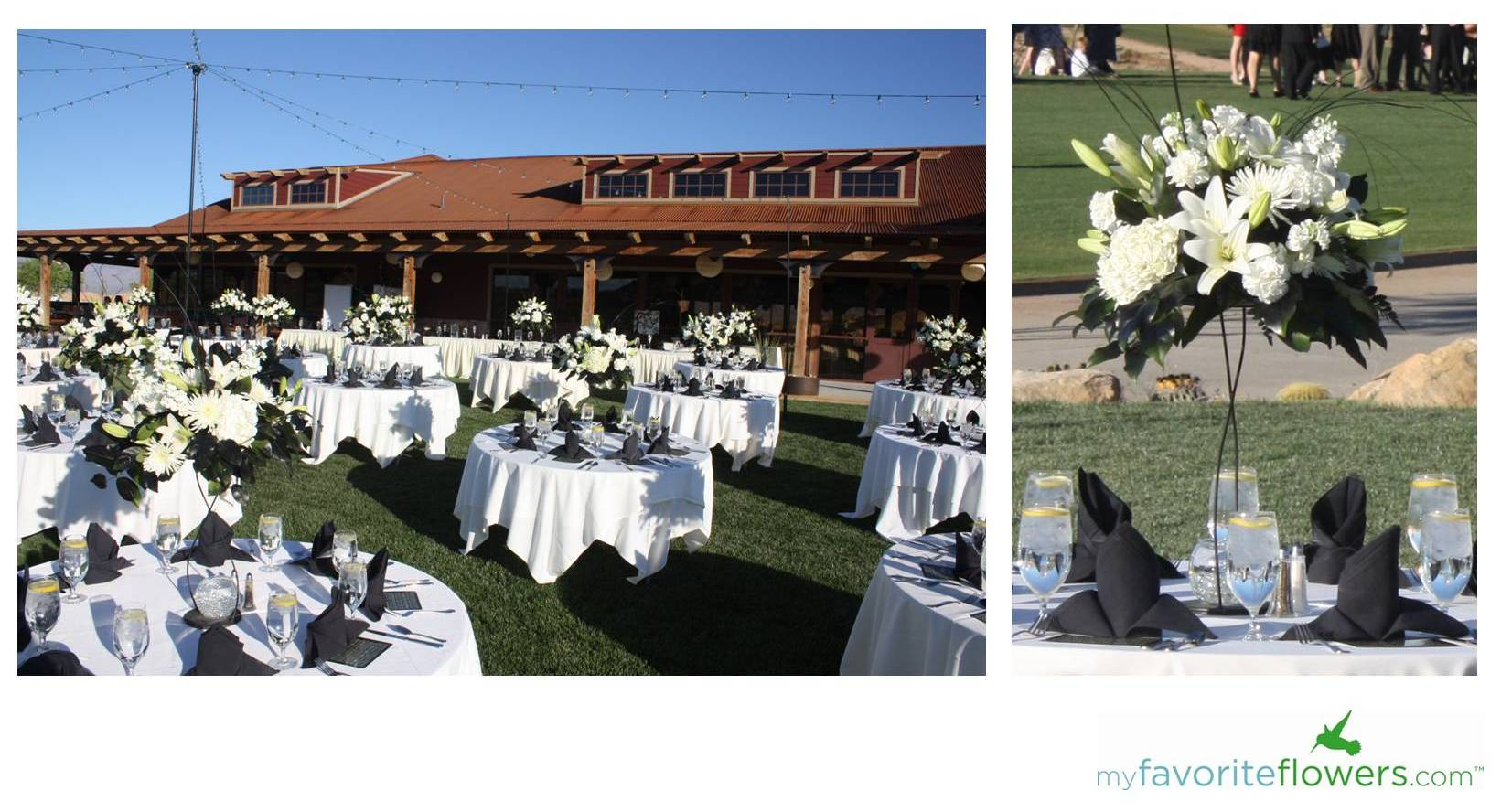 How To Avoid Disasters At Your Outdoor Wedding: Floral Trends For Weddings And
